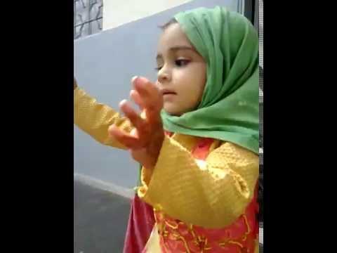 cute baby dancingzobia khan balochi.mp4