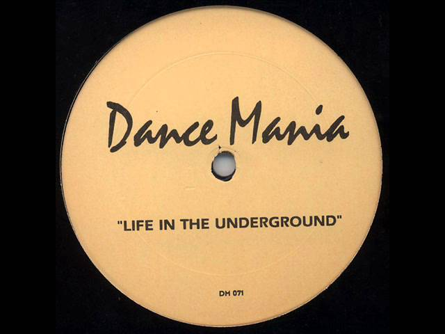 Parris Mitchell & Dj Funk - Follow me Ghetto (Acid) (1994)