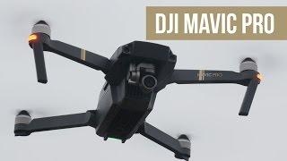 DJI Mavic Pro: Špičkový dron, který se vejde i do větší kapsy