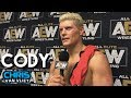 Cody Rhodes (and his mom) on Fight For The Fallen's success, length of show, Nick Aldis