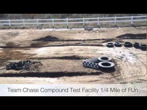 Team Chase Compound Test Track