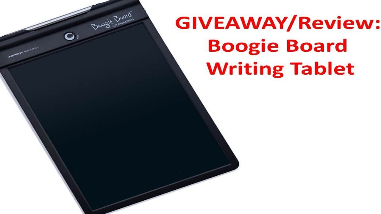 boogie board writing tablet reviews Tablet accessories tablet cases ultra-lightweight lcd writing screen is engineered to feel just like writing with pen on boogie board jot 85 lcd ewriter.