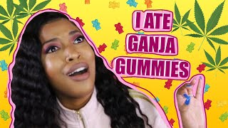 STORYTIME: I ACCIDENTALLY ATE WEED GUMMIES