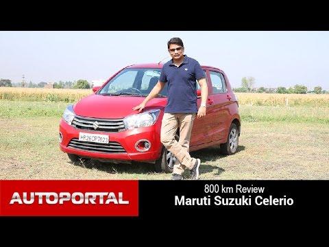 Maruti Suzuki Celerio Diesel 800 Km Test Drive review - Autoportal