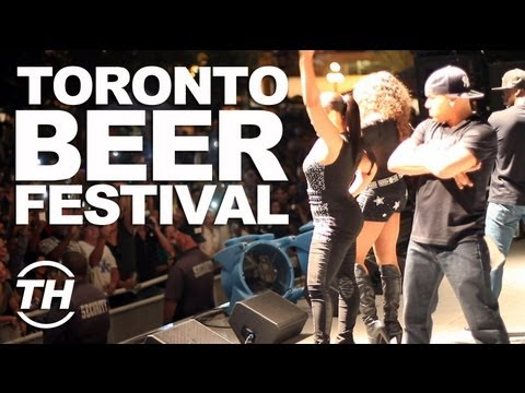 Toronto Beer Festival: Trend Hunter Interviews Salt N Pepa at the Toronto Beer Festival