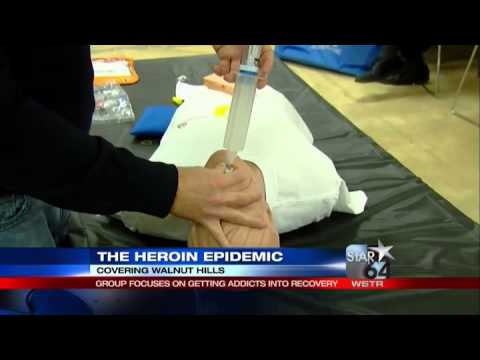 PAR focuses on getting heroin addicts into recovery