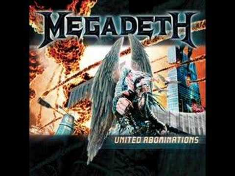 Megadeth - Youre Dead