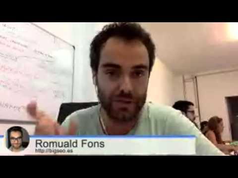 Entrevista con Romuald Fons