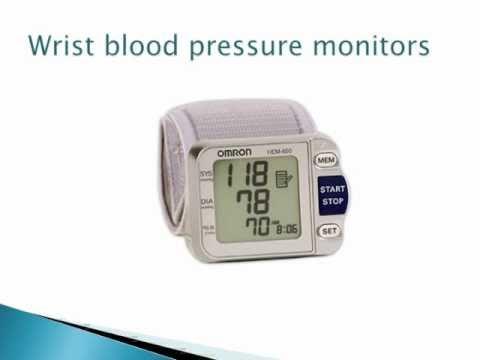 Wrist Blood Pressure Monitor - Why You Need One