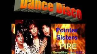Pointer Sisters: Fire (Re-edited long version )