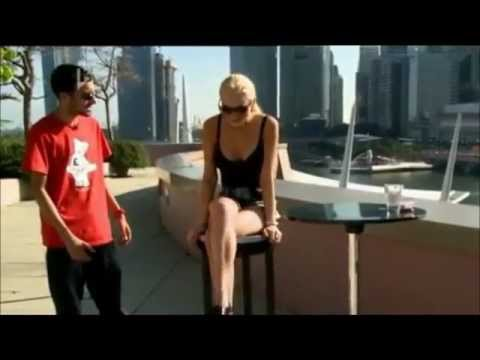 Dynamo's best 2012 trick performered on Lindsay Lohan.