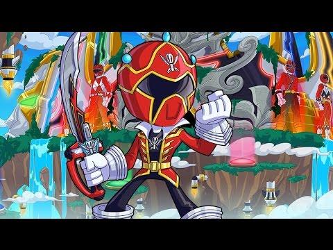 Games: Power Rangers Super Megaforce - Nick Kingdoms