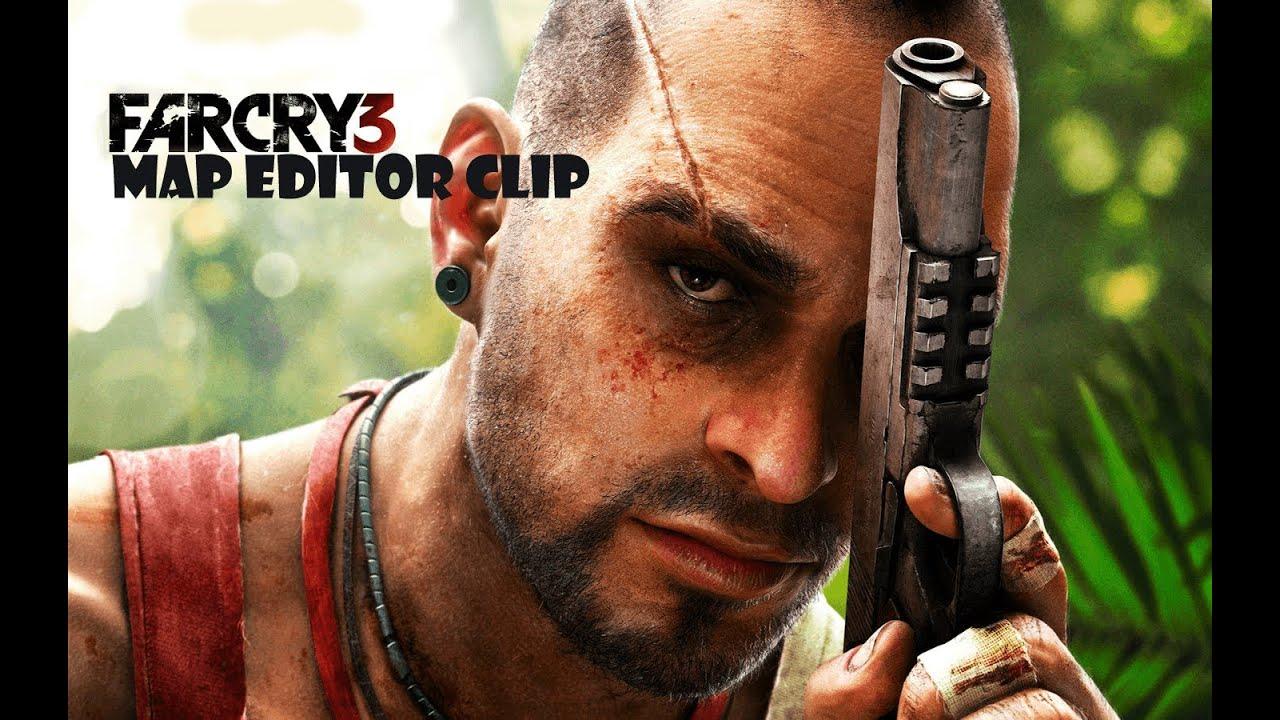 Far Cry 3 Map Editor Clip Youtube