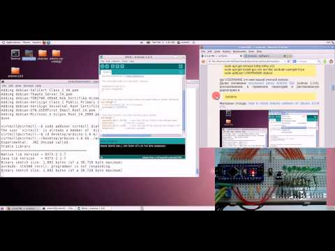 LinuxCNC with USB controller - Qjoypad - YouTube