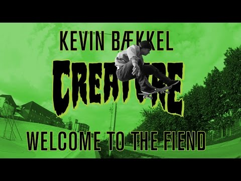 Welcome to the Fiend: Kevin Bækkel