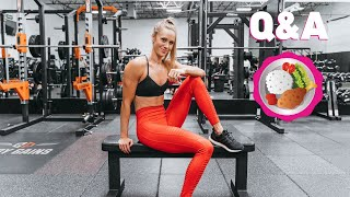 What's the BEST meal to eat BEFORE a WORKOUT? *Instagram Q&A*
