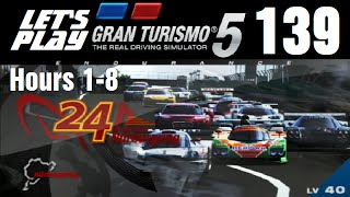 Let's Play Gran Turismo 5 - Part 139 - B-Spec 24 Hours of Nürburgring - Hours 1-8