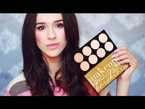Makeup Revolution: Paletka Korektorów. Czy Warto?