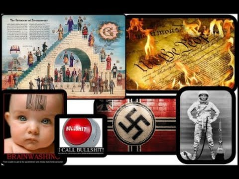 Government Secrets Revealed - NAZI Scientists and Free Mason