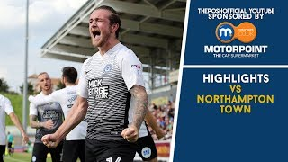 HIGHLIGHTS | Northampton Town vs The Posh