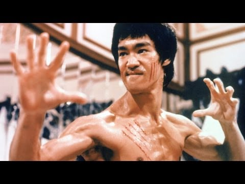Top 10 Bruce Lee Moments video