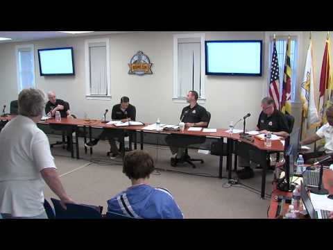 May 11, 2015 - Rising Sun, MD - Board of Commissioners Meeting