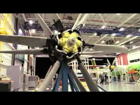 Making of SpiceJet's Bombardier Q400.mp4