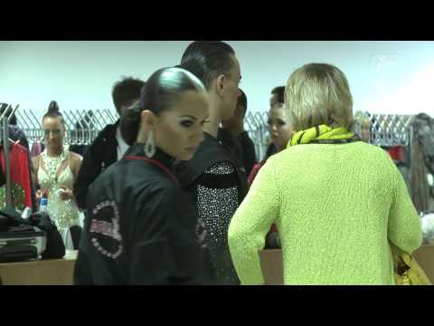 2013 European Latin Krasnodar | Warm-Up