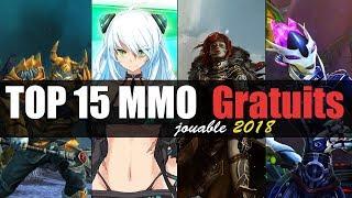 Top 15 des MMORPG Gratuits 2018