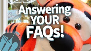 Answering YOUR Disney World Questions!