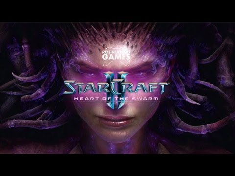 Jestem Rojem! - StarCraft II: Heart of the Swarm (Roj-Playing Games!)