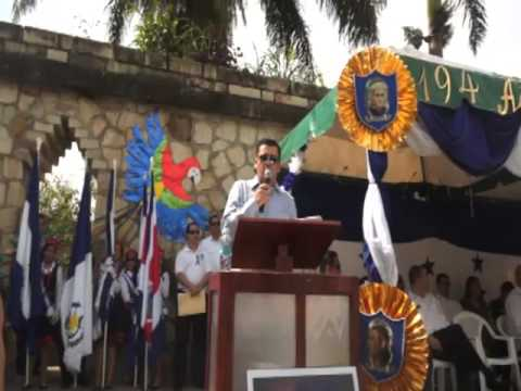 Desfile 2015 194 aniversario independencia de honduras copan ruinas parte 2