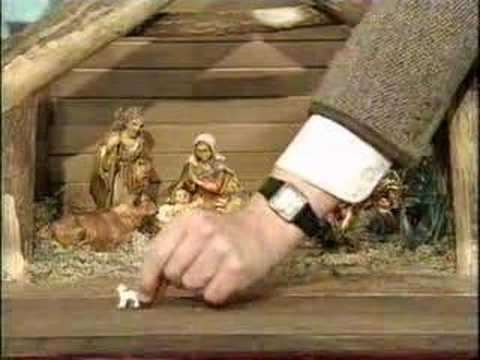 Mr Bean - Christmas Scene VERY FUNNY!!!