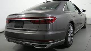 Used 2019 Audi A8 Cary Raleigh, NC #A902693A