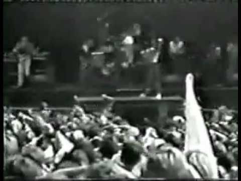 David Johansen feat. Johnny Thunders&Syl Sylvain (Torhout-Werchter Festival 1986)