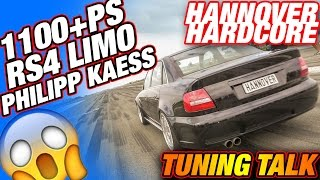 1100 PS RS4 Limo, Hannover Hardcore, Lambo, Texas 2k17 Tuning Talk mit Philipp Kaess