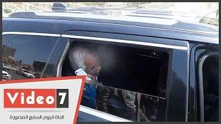 محافظ القاهرة يتفقد أعمال تركيب سارية علم مصر بميدان التحرير