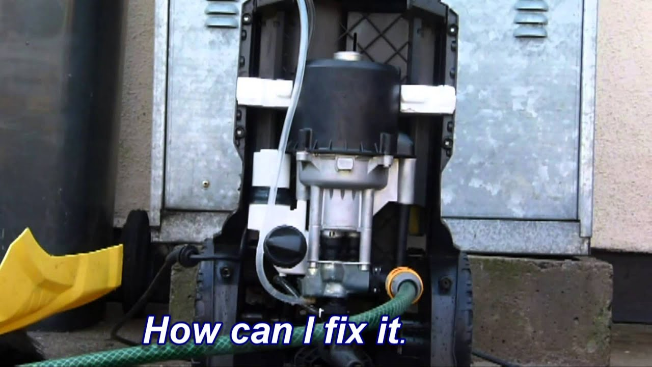 Karcher k4 600 see inside youtube - Karcher k4 600 ...
