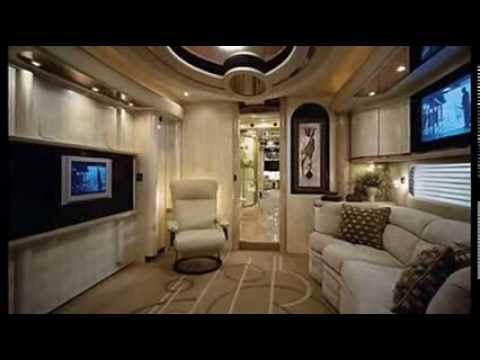 Luxury Buses Part 01 - Luxurious Buses of the World