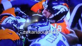 Seattle Seahawks  Superbowl 2014  super touchdown