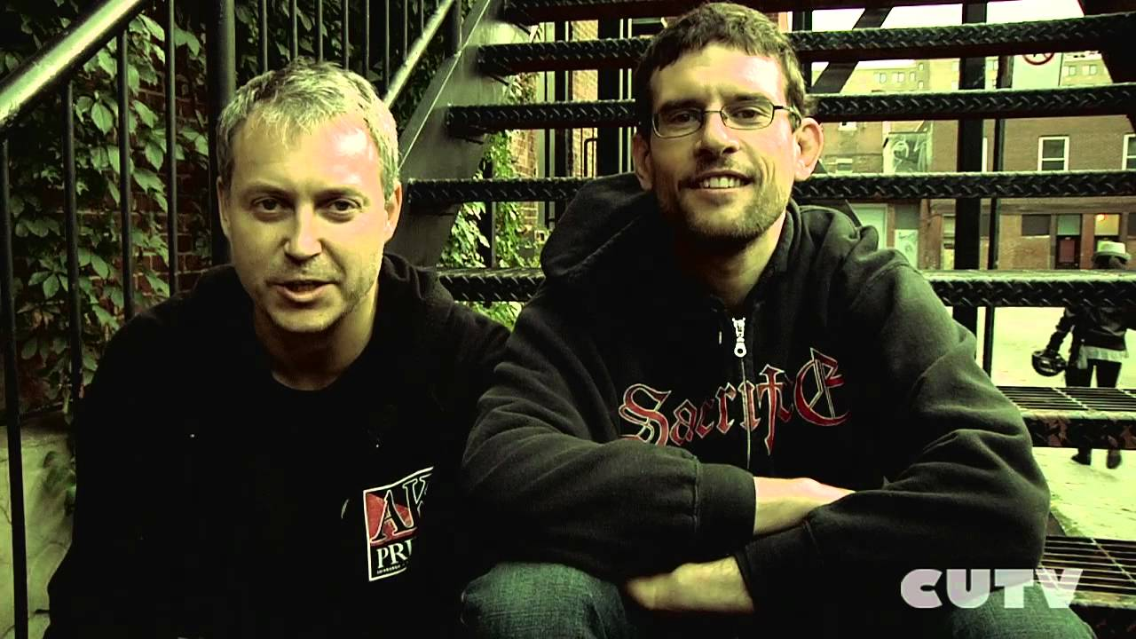 CUTV Propagandhi interview teaser