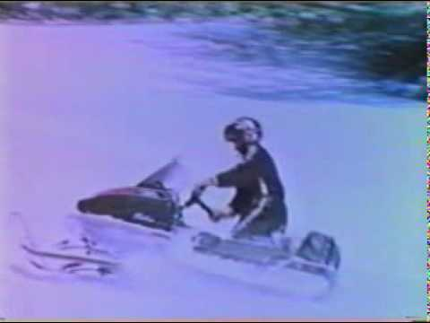 Stompin Tom Connors - The Snowmobile Song