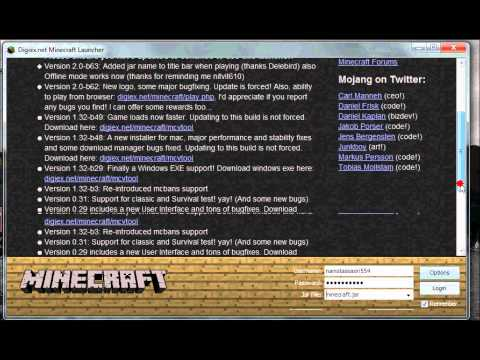 How to get minecraft offline mode free!