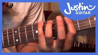 Guitar Technique: Rolling - Finger Dexterity - JustinGuitar - Guitar Lesson [TE-007]