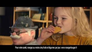 Musique pub MILKA BISCUITS - PUB TV CHOCO MOO + TENDER BREAK (2018)