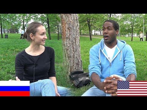 Американец После 7 Лет Жизни в России.