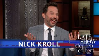 Nick Kroll Went To Burning Man And Was Really Into It