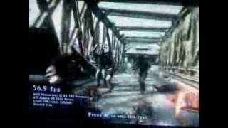 Resident evil 5 Benchmark - Ati Radeon HD 5570