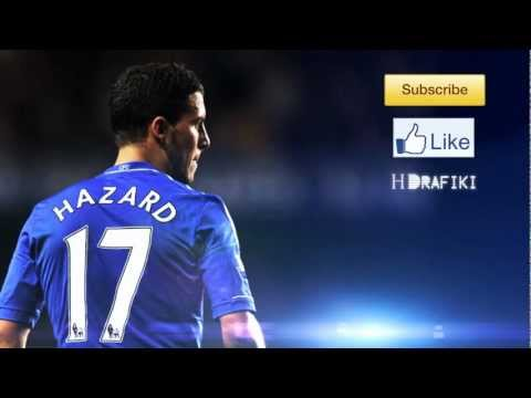 Eden Hazard 2013 From Red to Blue By HDRafiki