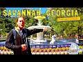 Savannah Georgia Tour | A Walk through a Southern Gem